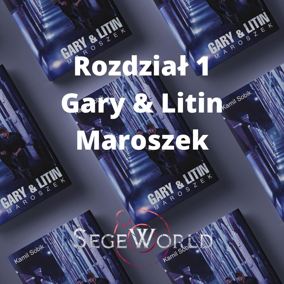 Gary & Litin: Maroszek – Rozdział 1